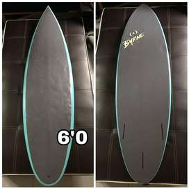 Tabla de surf byrne 6'0 negociable