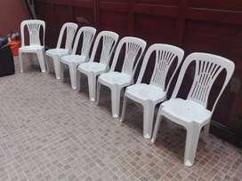 Alquiler de sillas para velorios