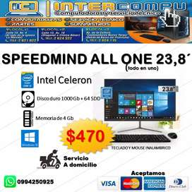 ALL IN ONE MARCA SPEEDMIND