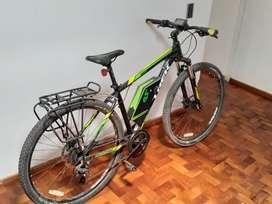 Bicicleta electrica 500w marca Trek