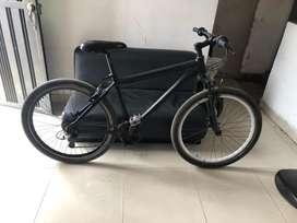 Bicicleta de aluminio oportunidad 450