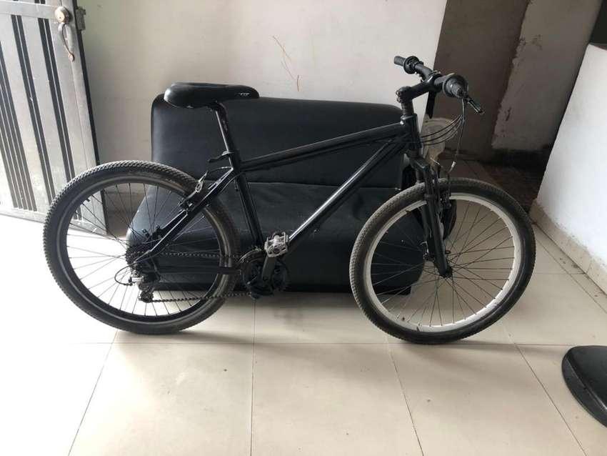 Bicicleta de aluminio oportunidad 450 0