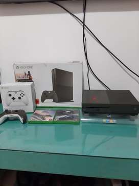 Xbox one S 1TB/4K