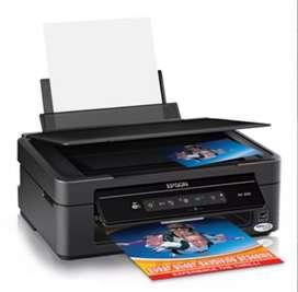 Impresora epson xp-201 en perfecto estado