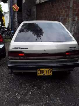 Se vende Mazda 323 coupé