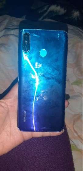 Se vende celular  Huaweip30lite $170 negociables