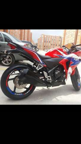 honda cbr 250 vercion ABS
