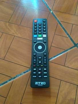 Oferta nuevo control Remoto para Smart TV RCA, Hyundai, Prima y Zitro a solo diez dólares