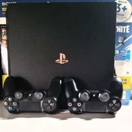 PS4 pro 2 mandos