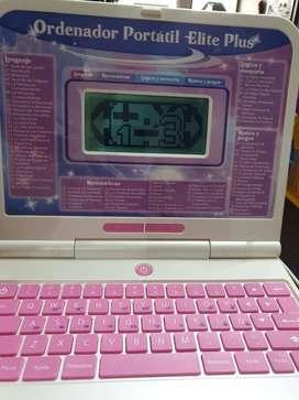 Vendo computadora de juguete