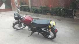 Moto honda cg fan 2007