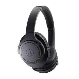 Audífonos Audio-Technica ATH-SR30BTBK Music Box Colombia Bluetooth Inalámbricos