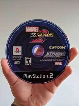 Marvel vs. Capcom 2 Playstation 2