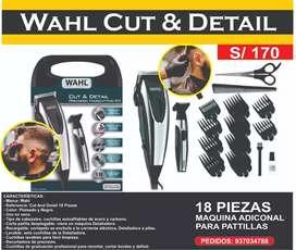Wahl Cut&Detail