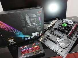 Combo Gamer I5 7500 Asus Strix Ram 8gb