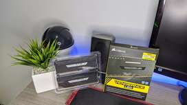 *OFERTA* Memoria RAM Corsair Vengance white LED 16GB 2x8 2666Mhz