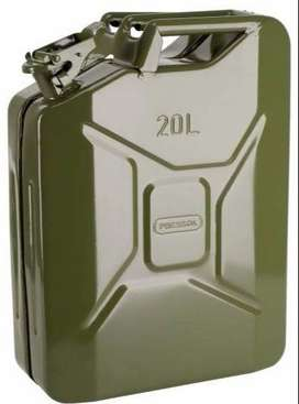 Bidon metalico para combustible 20L
