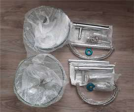 Pozetas y controles de agua