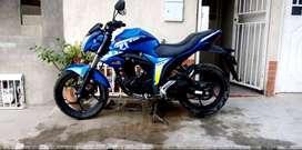 MOTO SUZUKI GIXXER 154 CC