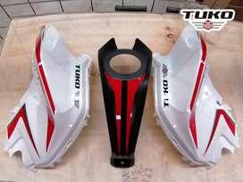 Repuestos GT-50  CUBIERTAS DE TANQUE