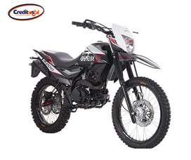 Moto Shineray THOR 200cc  CROSS  (2020)