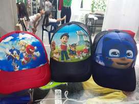 Gorras niños y niñas