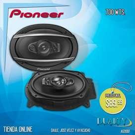 Parlante Pioneer Para Carro 700 Wts 6x9