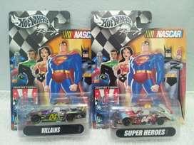 Hot Wheels Justice League Nascar