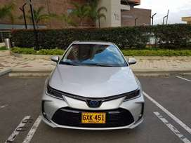 Toyota Corolla hybrid 2020 1.8 seg