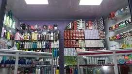 Venta de negocio de cosmeticos