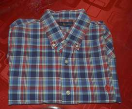 Remato Camisa Ralph Lauren