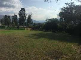Tumbaco Terreno de Venta Sector Collaqui Hermosa Vista
