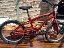Bicicleta marca Stromberg rodado 16