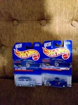 2 - 1998 HOT Wheels Ford Trucks