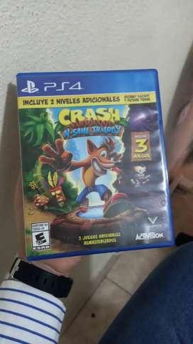 Se vende juego original CRASH