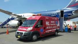 Ambulancia en Piura