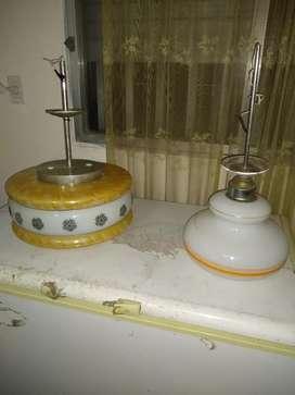 Vendo 2 lámpara para dormitorio