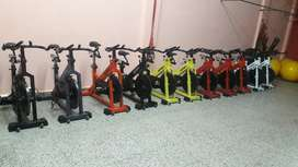 Lote de Bicis de Spinning Nitrec