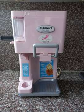 Máquina de hacer helados Cusinart