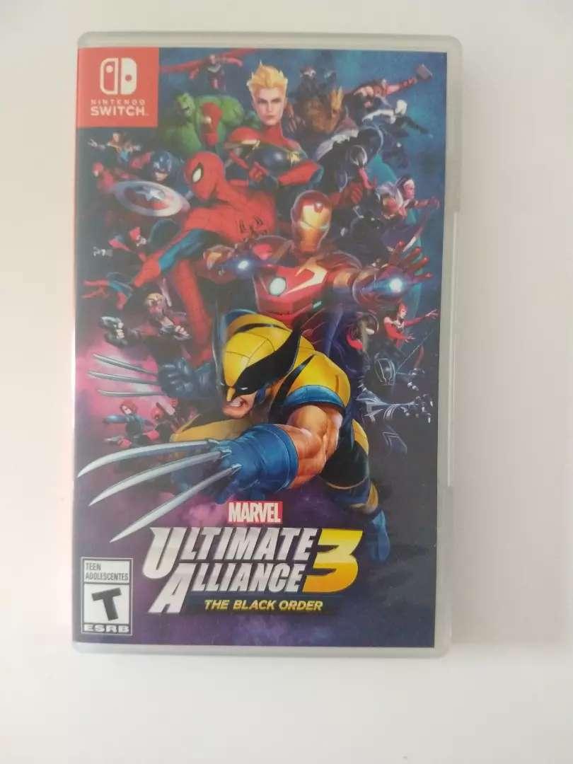Marvel ultimate alliance 3 0