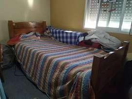Dos camas de pinotea