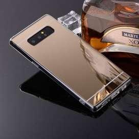 Funda Espejada Tpu Samsung Note 8