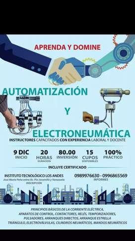 Automatizaciones y Electroneumática