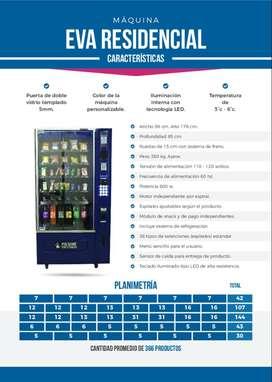 maquinas dispensadoras vendingg