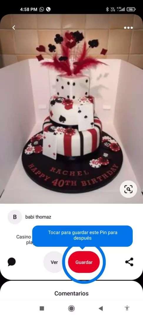 Busco socio pastelero buen decorador de tortas