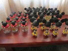 Souvenirs Mickey Mouse en Globo CON REGALITO