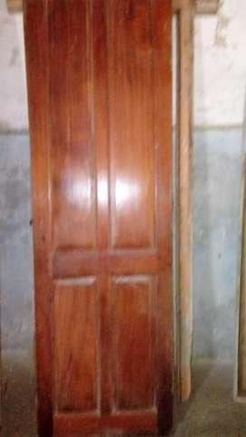 Aberturas antiguas de madera