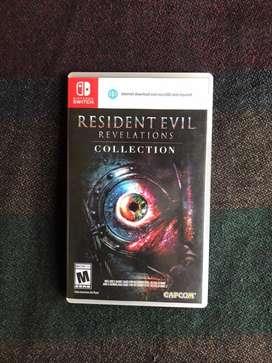 Resident Evil para NINTENDO SWITCH