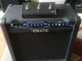 Amplificador de guitarra Crate 65 watts