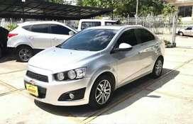 Chevrolet Sonic Lt Modelo 2016 Aut